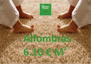 Limpieza de Alfombras 6,10€ m2